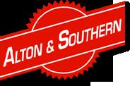 jobs for felons, company profile, Alton and Southern Railway Company, railroad