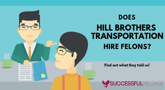 jobs for felons, company profile, Hill Brothers Transportation, transportation, trucking companies