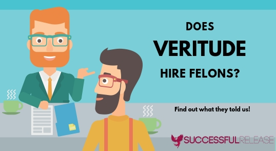 jobs for felons, company profile, Veritude, staffing agency