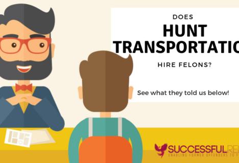 hunt transportation, transportation, jobs for felons, company profile
