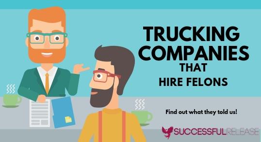 jobs for felons, company profiles, industry profiles, trucking companies, transportation, trucking, long haul