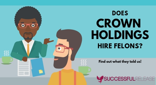 jobs for felons, company profile, Crown Holdings, packaging