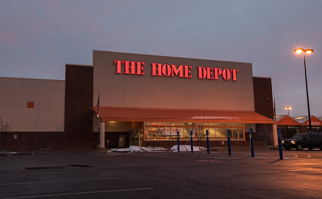 jobs for felons, company profile, Home Depot, Retail, Construction