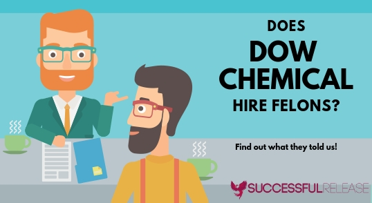 jobs for felons, company profile, Dow Chemical, chemicals