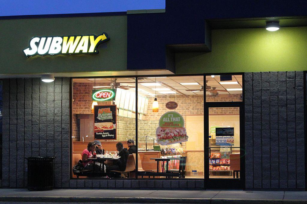 jobs for felons, company profile, Subway, fast food, restaurants