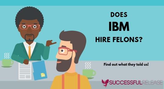 jobs for felons, company profile, IBM, computers, technology