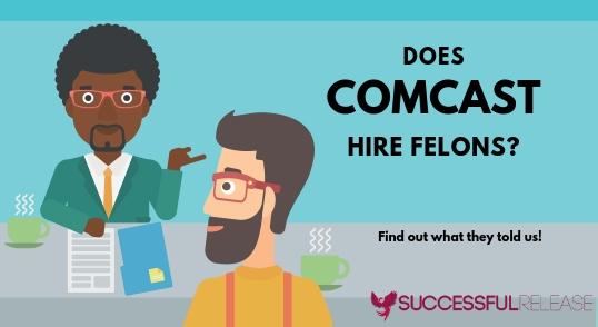 jobs for felons, company profile, Comcast, telecommunications, mass media