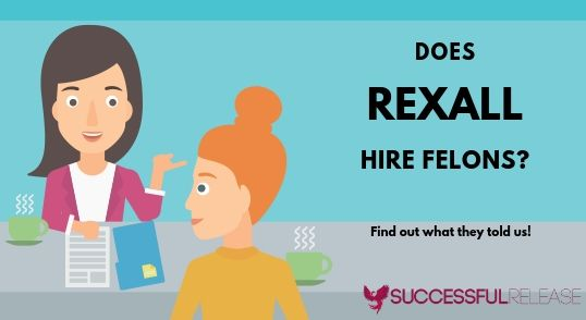 jobs for felons, company profile, Rexall, pharmaceuticals, pharmacies, drug stores