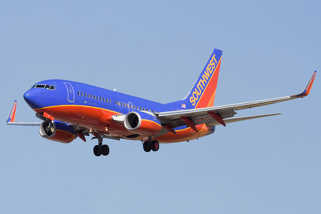 jobs for felons, company profile, Southwest Airlines, airlines, transportation