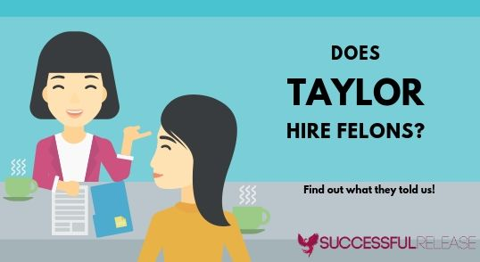 jobs for felons, company profile, Taylor, publishing industry, communications