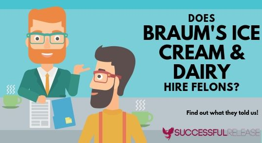 jobs for felons, company profile, Braum's Ice Cream and Dairy, Restaurants, Ice Cream Shop, Dessert Bar, Fast Food
