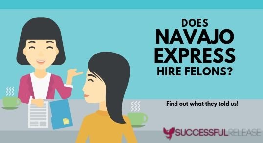jobs for felons, company profile, Navajo Express, trucking industry, trucking companies, transportation