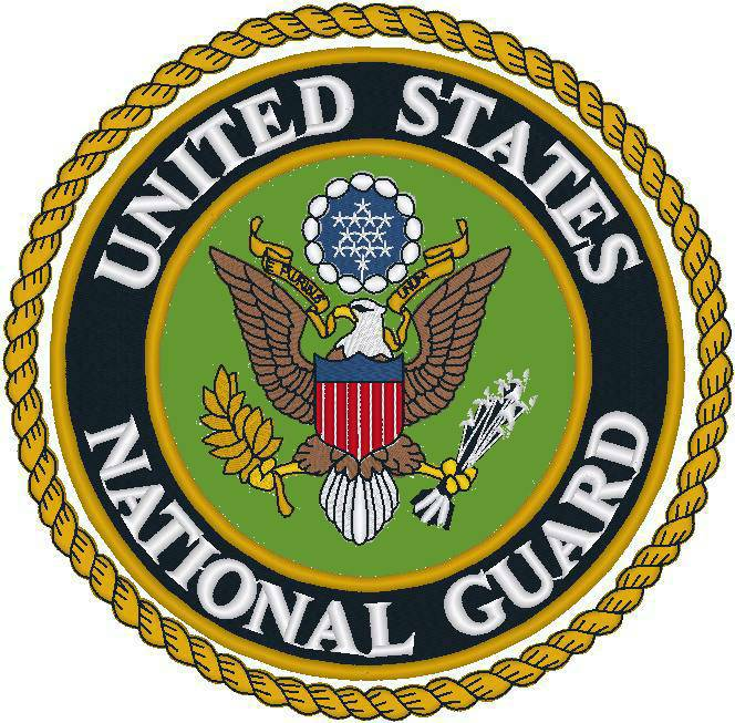 does the United States National Guard hire felons