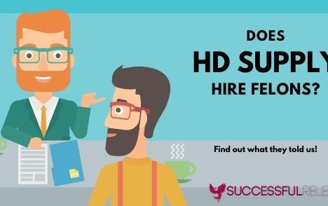 Does HD Supply Hire Felons