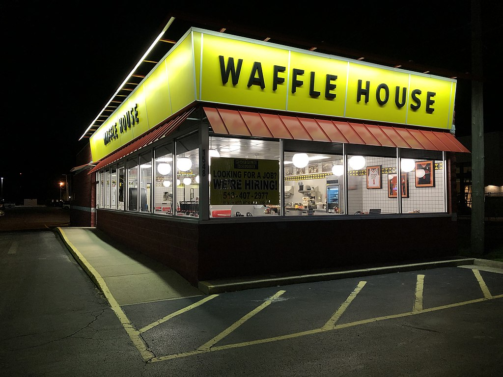 Does Waffle House hire felons as cooks